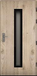Drzwi drewniane z kolekcji Filmowej, model Elizabeth