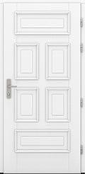 Drzwi drewniane z kolekcji Vintage, model Adelajda