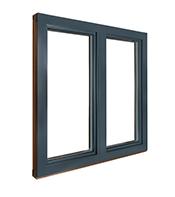 Okno drewniano-aluminiowe Elite92 Alu