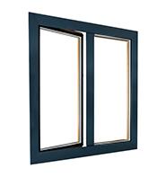 okno drewniano-aluminiowe Puro